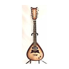 Danelectro 1960s Bellzouki Solid Body Electric Guitar