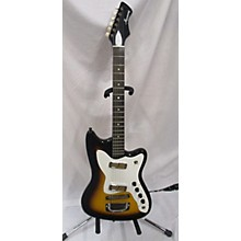 HARMONY 1960s Bobkat H-15 Solid Body Electric Guitar