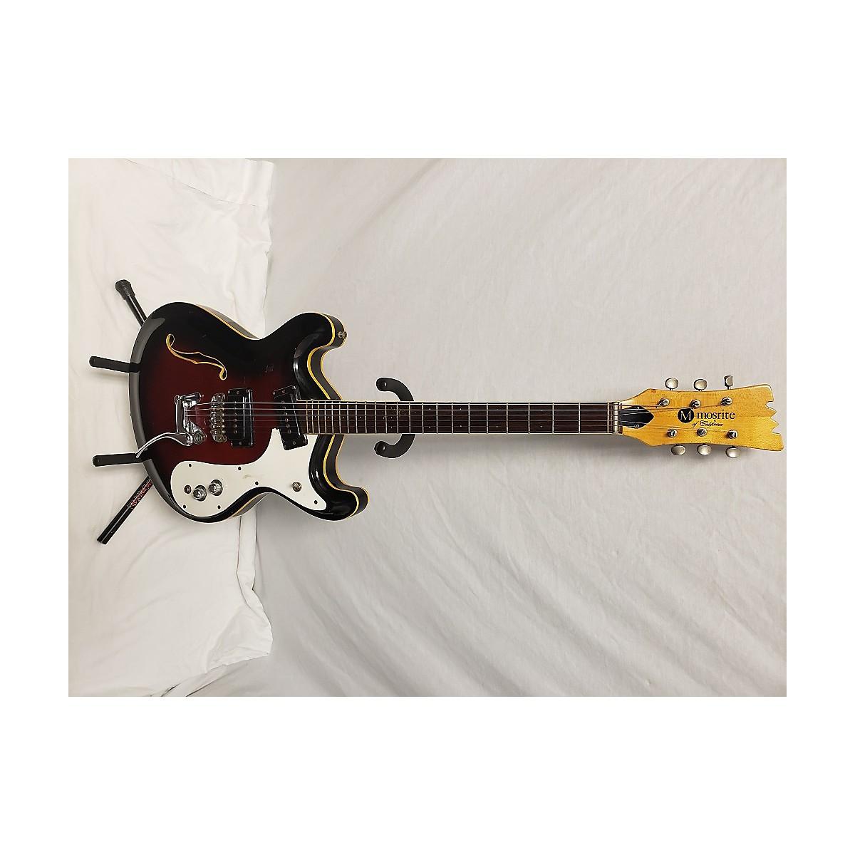 Mosrite 1960s COMBO Hollow Body Electric Guitar