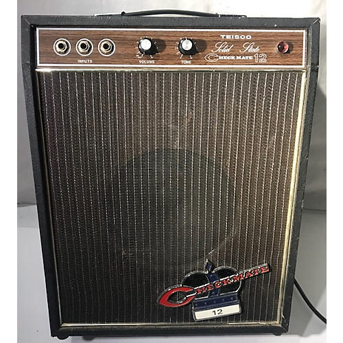Teisco 1960s Checkmate 12 Guitar Combo Amp