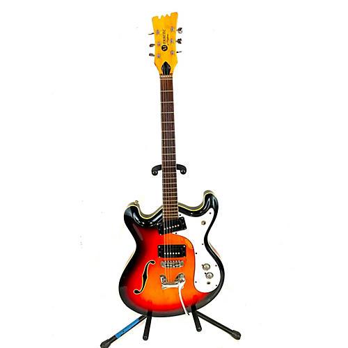 Mosrite 1960s Combo Mark 1 Solid Body Electric Guitar