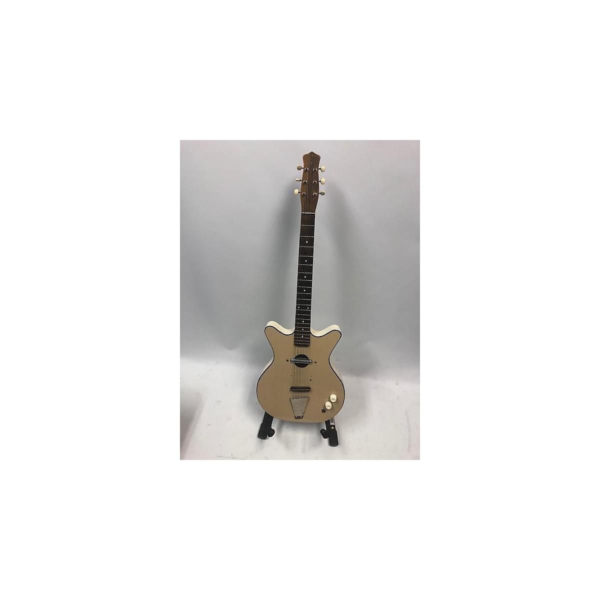 Danelectro 1960s Convertible Acoustic Electric Guitar