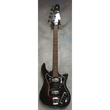 Hagstrom 1960s Coronado IV Electric Bass Guitar