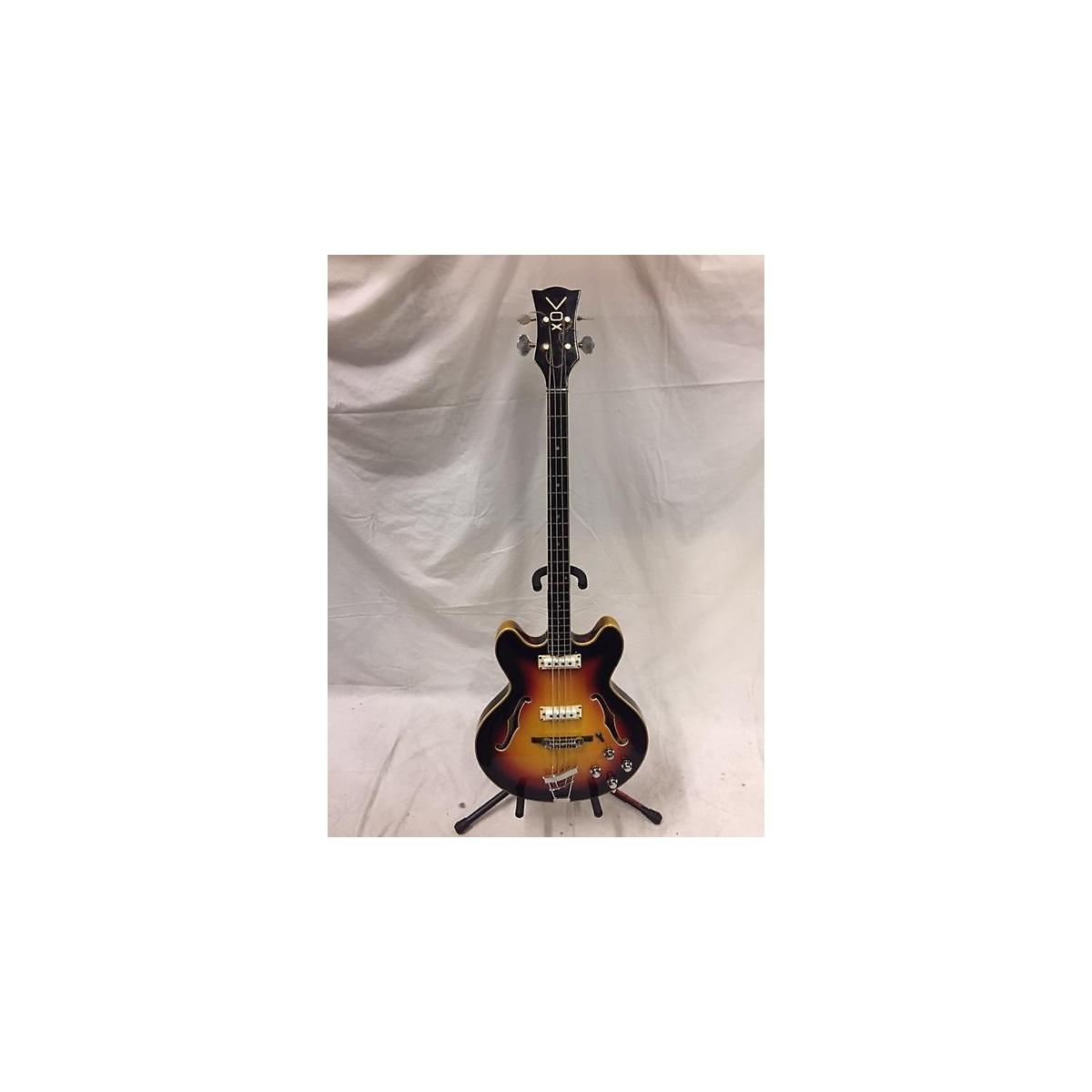 Vox 1960s Cougar Bass Electric Bass Guitar