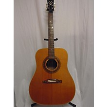Vox 1960s Country Western Acoustic Guitar