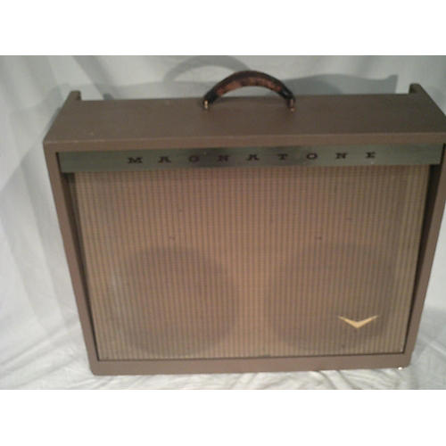 Magnatone 1960s Custom 260 Tube Guitar Combo Amp