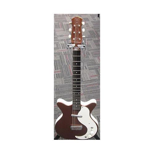 Danelectro 1960s DC Copper Hollow Body Electric Guitar