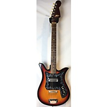 Teisco 1960s Del Ray Solid Body Electric Guitar