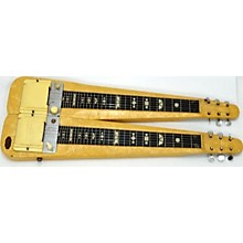 Supro 1960s Double Neck Lap Steel Lap Steel