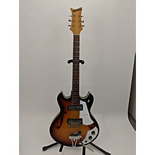 Teisco 1960s ET-2T Solid Body Electric Guitar