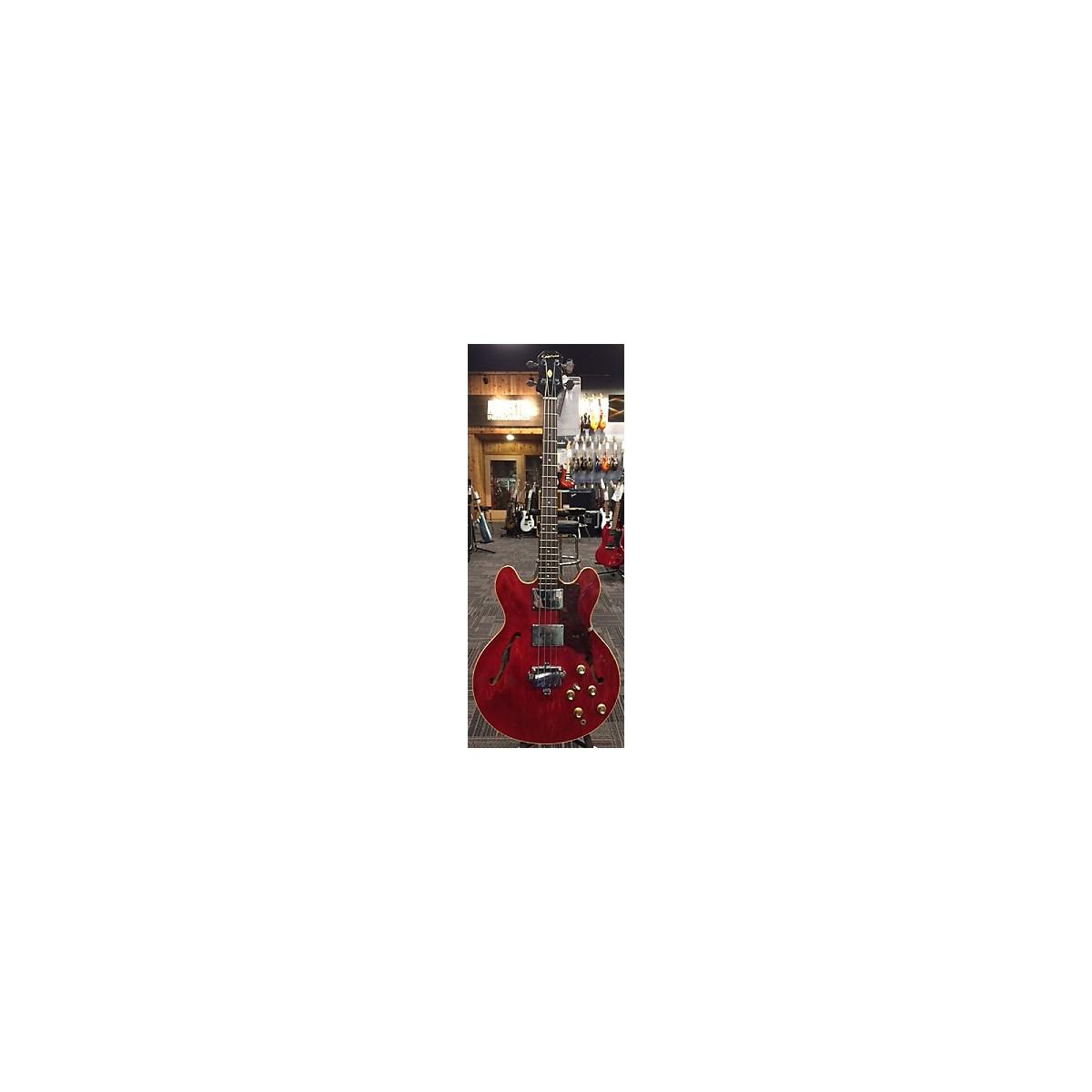 Epiphone 1960s Eb232 Rivoli Bass Electric Bass Guitar
