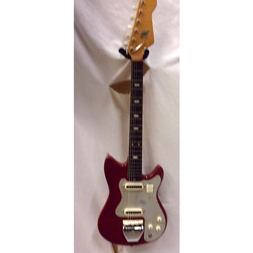 Kent 1960s Electric Solid Body Electric Guitar