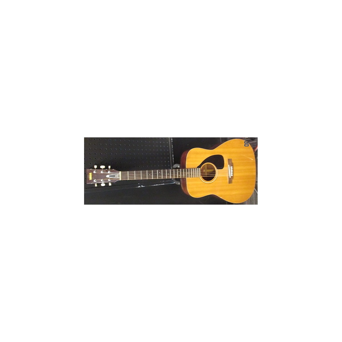 Yamaha 1960s Fg140 Acoustic Guitar