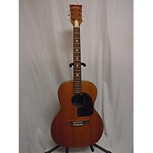 Airline 1960s Flat Top Acoustic Guitar