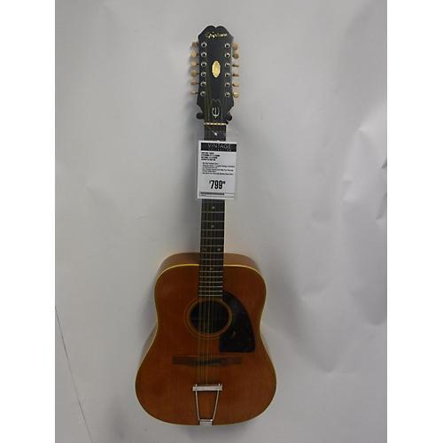 Epiphone 1960s Ft112 Bard 12 String Acoustic Guitar
