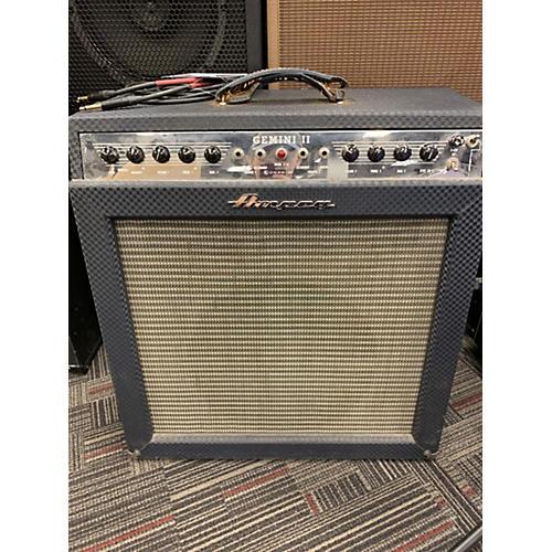 Ampeg 1960s G-15 GEMINI II Tube Guitar Combo Amp