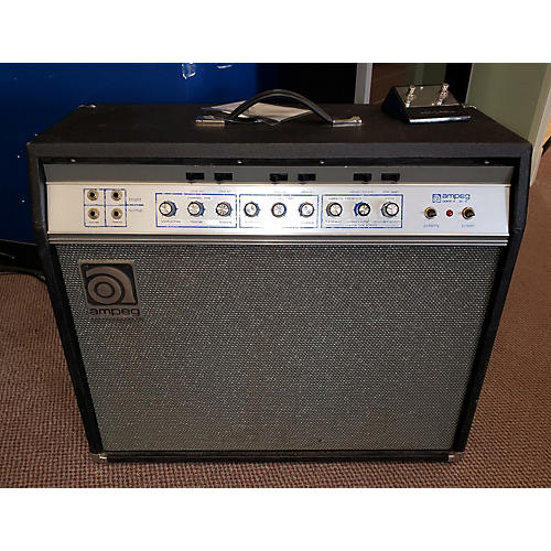 Ampeg 1960s GEMINI GV-15 Tube Guitar Combo Amp