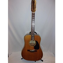 Greco 1960s GR-627 12 String Acoustic Guitar