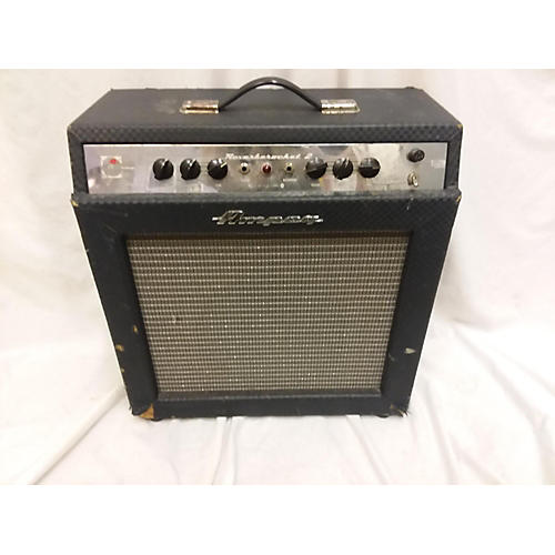 Ampeg 1960s GS-12R REVERBROCKET II Tube Guitar Combo Amp