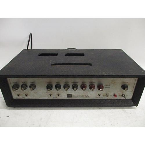 vintage gibson 1960s gss 100 solid state guitar amp head guitar center. Black Bedroom Furniture Sets. Home Design Ideas