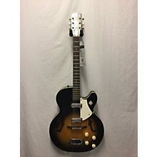 Silvertone 1960s H-1439 Hollow Body Electric Guitar
