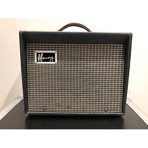 HARMONY 1960s H Series Tube Guitar Combo Amp