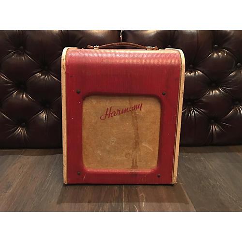 Harmony 1960s H191 Tube Guitar Combo Amp