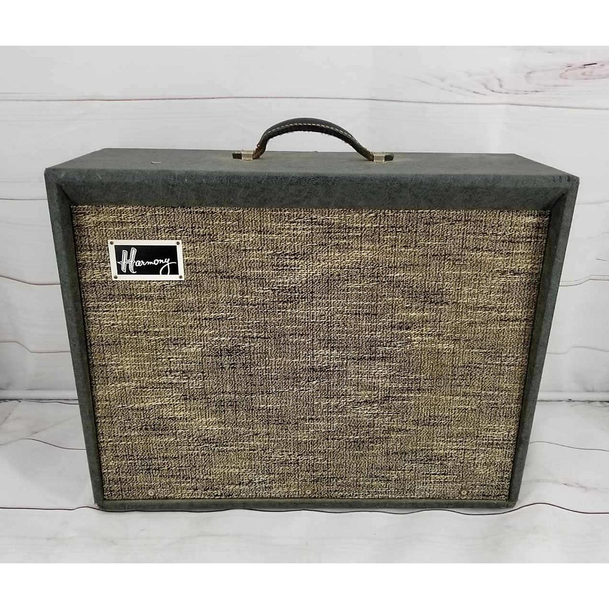 Harmony 1960s H306 Tube Guitar Combo Amp