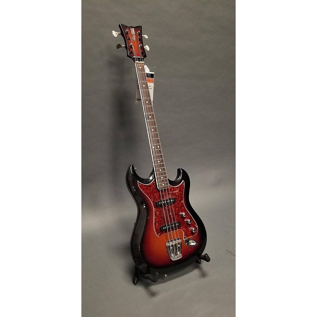 Hagstrom 1960s H8 Electric Bass Guitar