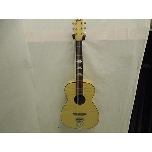 Stella 1960s H928 Parlor Acoustic Guitar