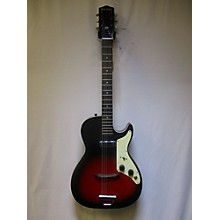 HARMONY 1960s Holiday H45 Solid Body Electric Guitar