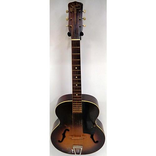 Silvertone 1960s Hollowbody Hollow Body Electric Guitar