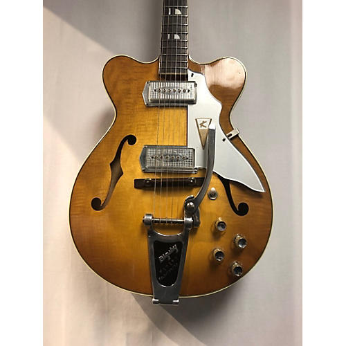 Kay 1960s JAZZ II MODEL 775 Hollow Body Electric Guitar