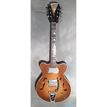 Kay 1960s Jazz II Shaded Hollow Body Electric Guitar