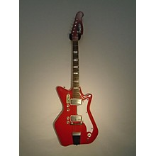 Supro 1960s Jb Hutton Solid Body Electric Guitar