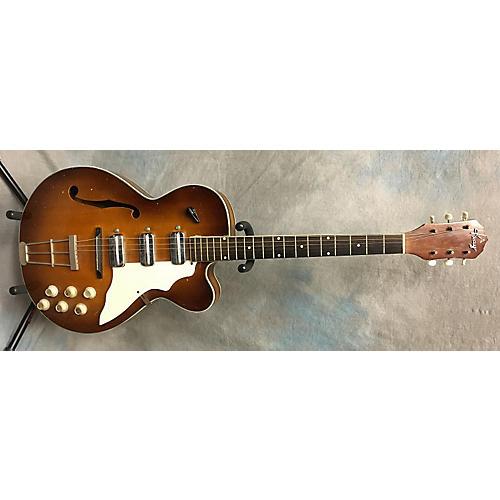 Kay 1960s K-673 Swingmaster Hollow Body Electric Guitar