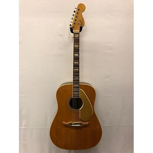 Fender 1960s KINGMAN Acoustic Guitar Vintage