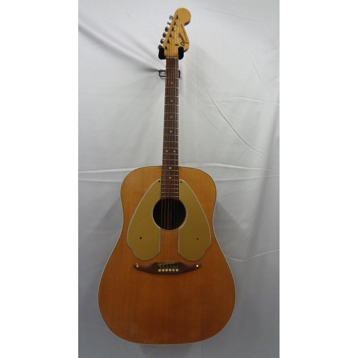 Fender 1960s King Indian Rosewood Acoustic Guitar