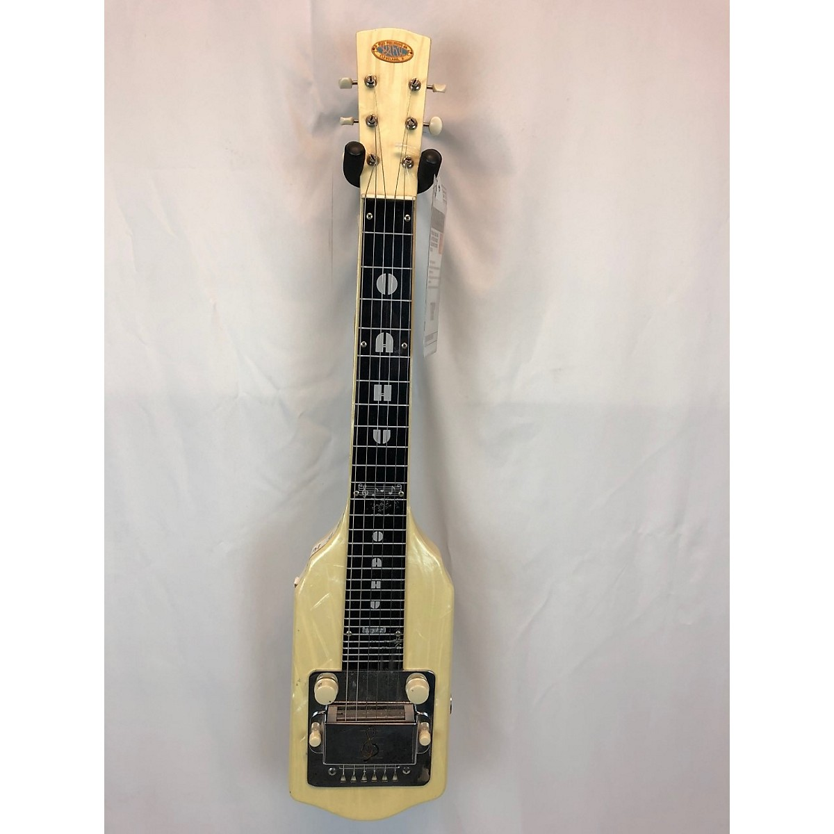 Oahu 1960s Lap Steel Solid Body Electric Guitar