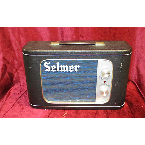 Selmer 1960s Little Giant Tube Guitar Combo Amp