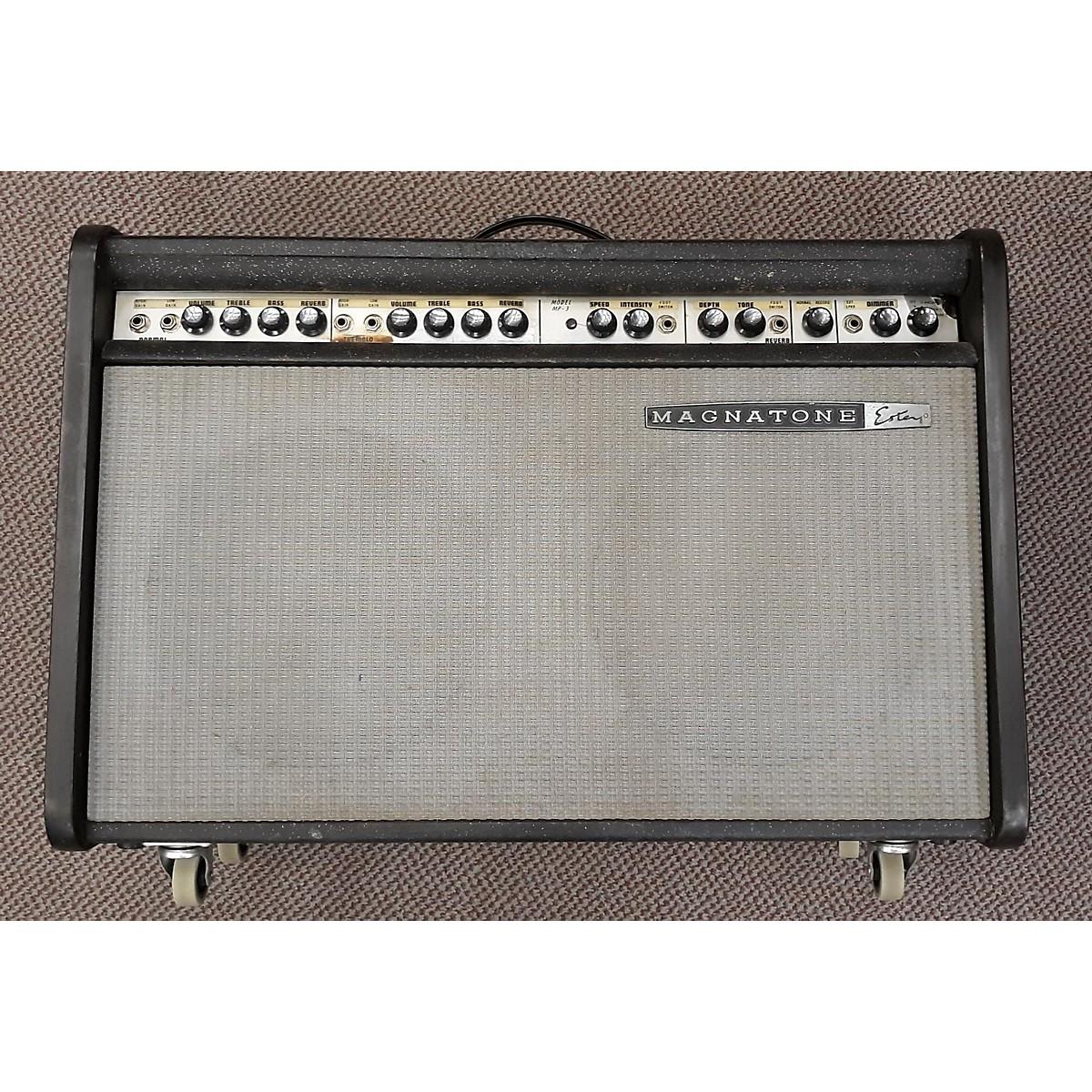 Magnatone 1960s MP-3 Guitar Combo Amp