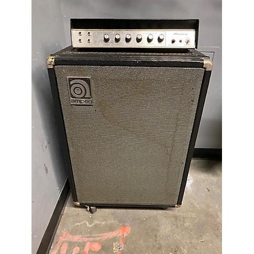 Ampeg 1960s Model B T Bass Combo Amp