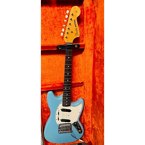 Fender 1960s Mustang Solid Body Electric Guitar