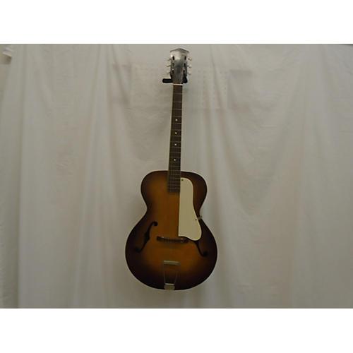 Silvertone 1960s N-3 Acoustic Guitar