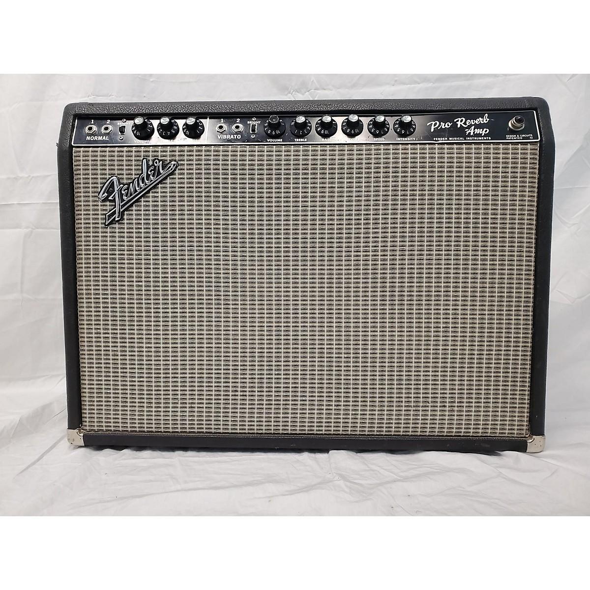 Fender 1960s PRO REVERB Tube Guitar Combo Amp