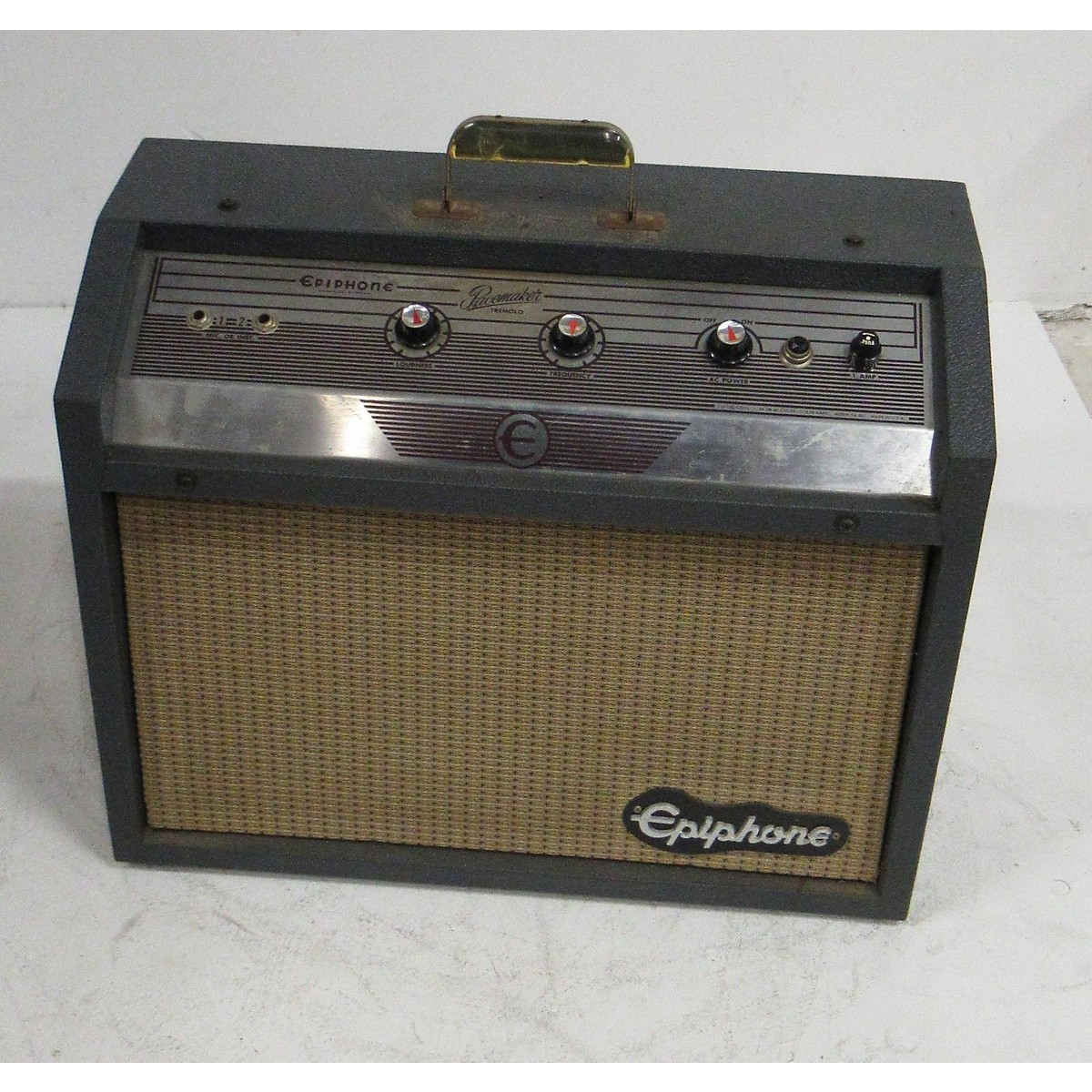 Epiphone 1960s Pacemaker Ea50t Guitar Cabinet