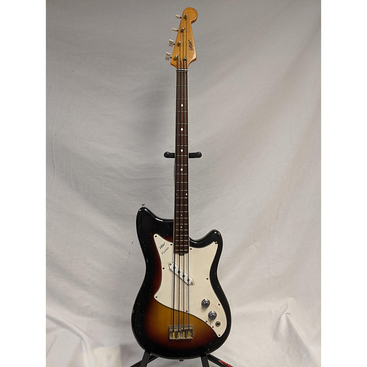 Vox 1960s Panther Electric Bass Guitar