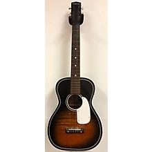 Silvertone 1960s Parlor Acoustic Guitar
