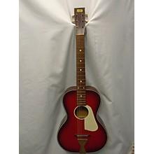 Lyra 1960s Parlor Acoustic Guitar