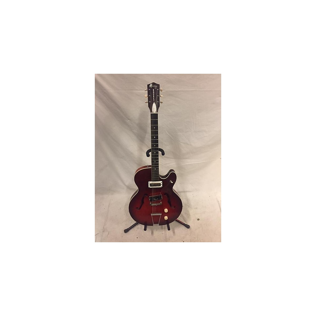 Harmony 1960s ROCKET RED